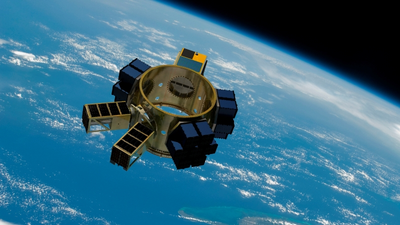 U-Class payloads are small space research satellites that typically use unique and commercial electronic components.